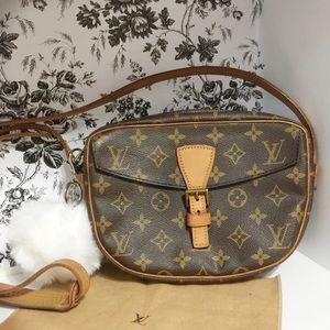 Louis Vuitton Jeunefile PM crossbody/shoulder bag